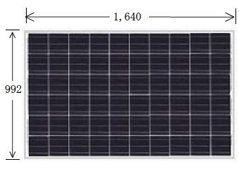 BYD社太陽光パネル外観