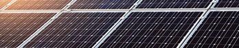効率型エコ太陽光パネル設置