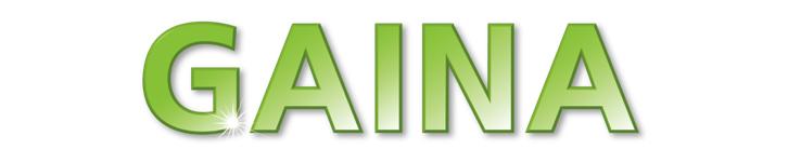 断熱塗料ガイナ ロゴ