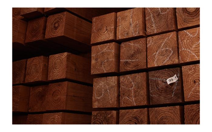 木の命が生きている木材 音響熟成木材
